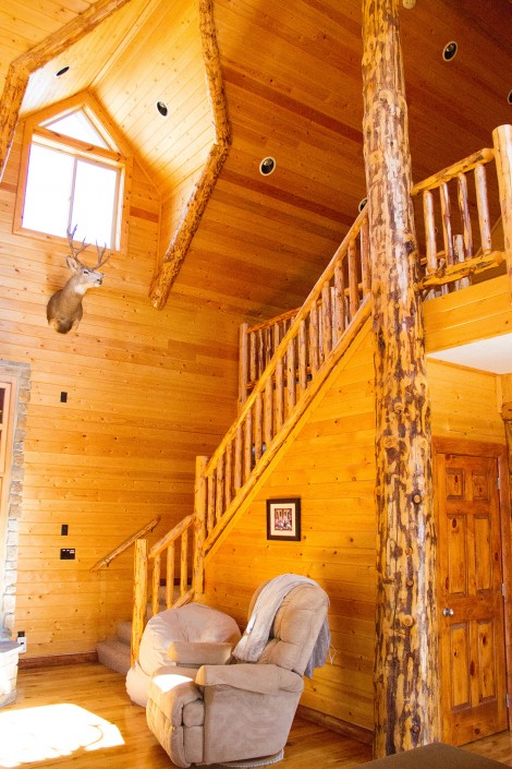 Duck Creek Cabin Maintenance